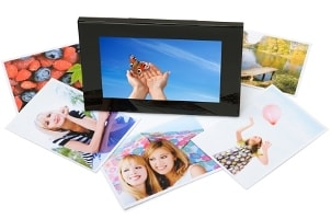 How to Select Pictures for Your Digital Frame