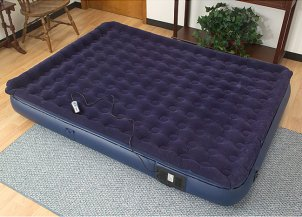 Top 5 Reasons for Buying an Air Mattress