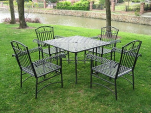 How to Choose the Best Metal Patio Set