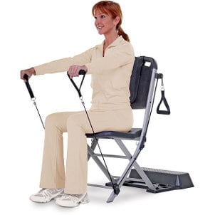 Best Resistance Chair Workouts