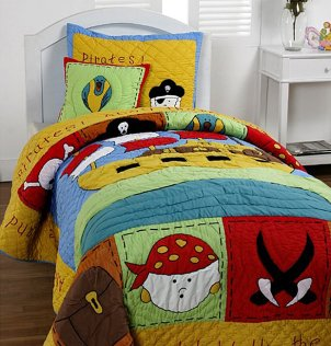 Tips on Buying Boys' Bedding