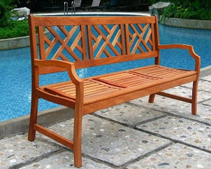 How to Use an Outdoor Bench