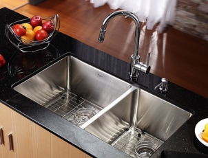 How to Deep Clean Your Kitchen Sink