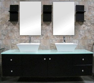 Latest Trends in Bathroom Vanities