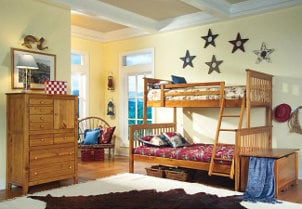 Best Styles for Kids' Beds