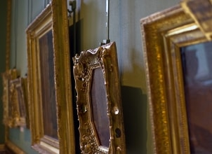 Tips on Hanging Framed Art