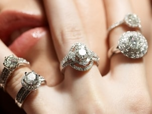 Top 5 Settings for Cubic Zirconia Rings