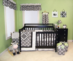 How to Arrange Baby Nursery Furniture