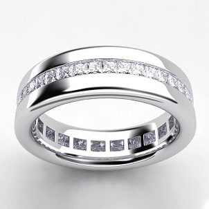 Top 5 Reasons to Choose a Platinum Ring