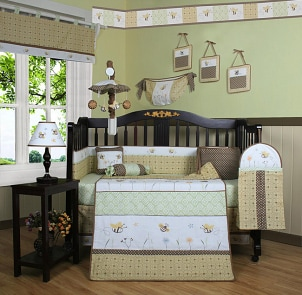 Best Gender Neutral Designs for Crib Sheets