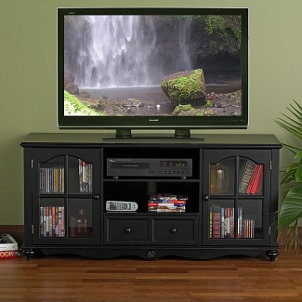How to Choose an LCD TV Stand