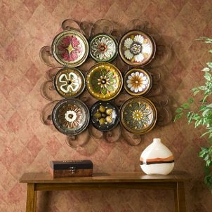 How to Decorate with 3D Wall Art