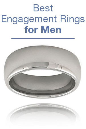 Best Engagement Rings for Men