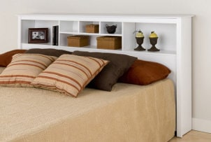 Best Items to Store in Your Headboard