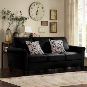 Popular Styles of Sofas Loveseats and Ottomans