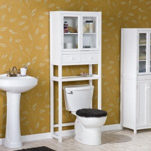 How to Refurbish Bathroom Cabinets