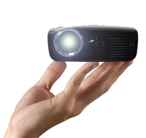 Best equipment for presentations for Micro mini projector