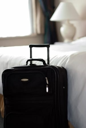 Popular Series of Samsonite Luggage