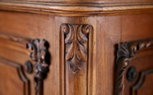How to Care for a Bathroom Corner Cabinet