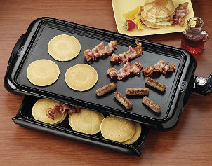 How to Cook With a Griddle