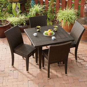 Tips on Caring for Your Patio Set