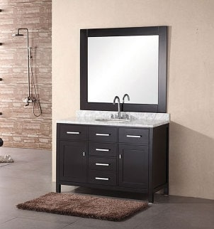 How to Avoid Clutter on Bathroom Vanities