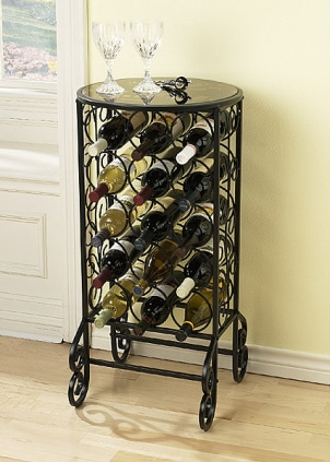 Wine Rack Buying Advice