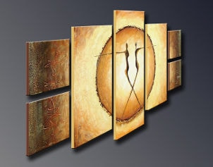 Tips on Displaying Abstract Art