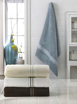 History of the Egyptian Cotton Bath Towel