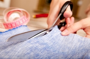 Types of Craft and Sewing Scissors