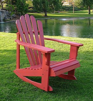Good Outdoor Rocking Chairs