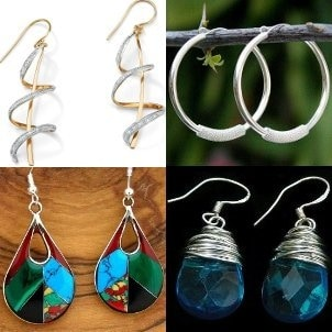 Best Dangle Earrings to Wear with Jeans