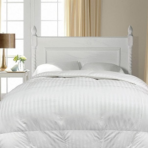 History of the Goose Down Comforter