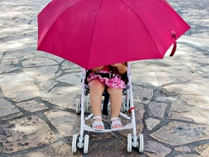 Best Places to Use an Umbrella Stroller