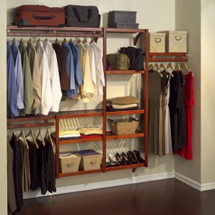 Top 5 Advantages of Closet Systems