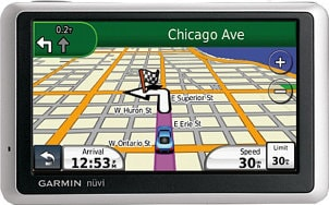 Top 5 Garmin GPS Features