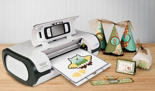 Scrapbooking with a Cricut Die-cutting Machine
