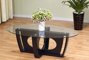 How to Care for a Glass Coffee Table