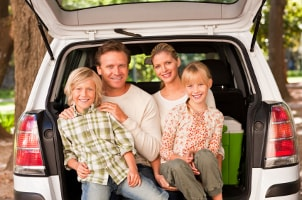 Top 5 Family Road Trips