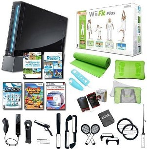 Best Games and Accessories in Wii Bundles