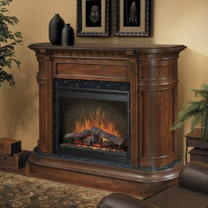 Decorating a Fireplace Mantel to Fit the Season