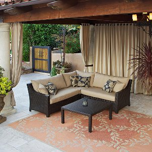 How to Keep Outdoor Area Rugs Looking New