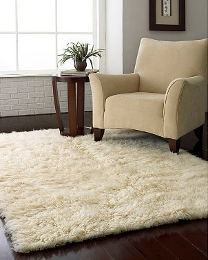 How to Decorate with a Retro Area Rug