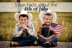 5 Fun Facts about the Fourth of July