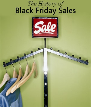 History of Black Friday Sales