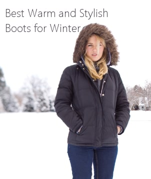 Best Warm and Stylish Boots for Winter