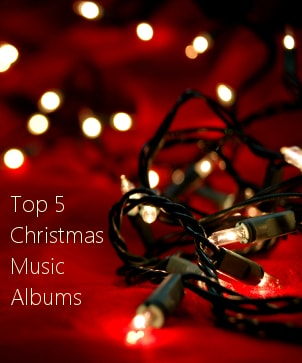 Top 5 Christmas Music Albums
