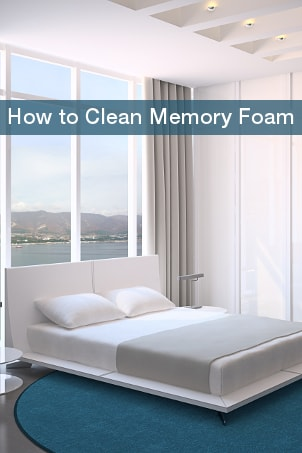How to Clean Memory Foam
