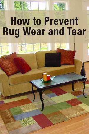 How to Prevent Rug Wear and Tear