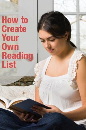 How to Create Your Own Reading List